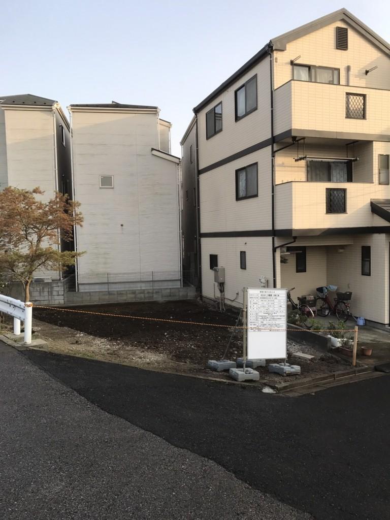 東京都葛飾区東立石木造3階建解体工事のイメージ画像