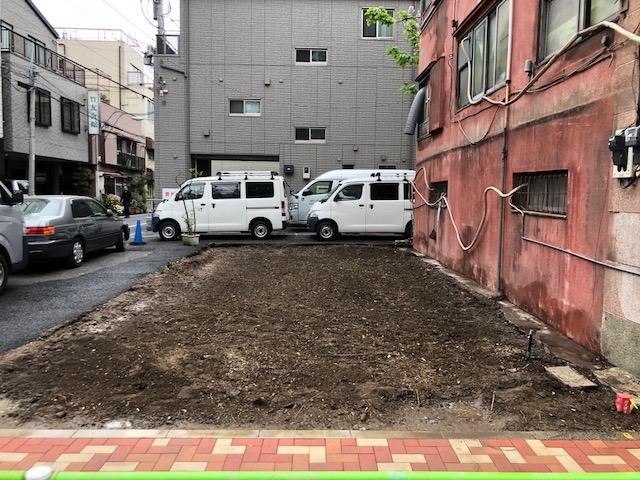 東京都台東区台東木造3階建解体工事のイメージ画像