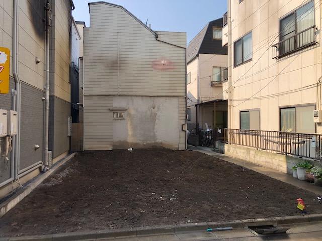 東京都江東区亀戸火災解体工事のイメージ画像