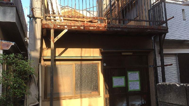 東京都墨田区八広木造2階建解体工事