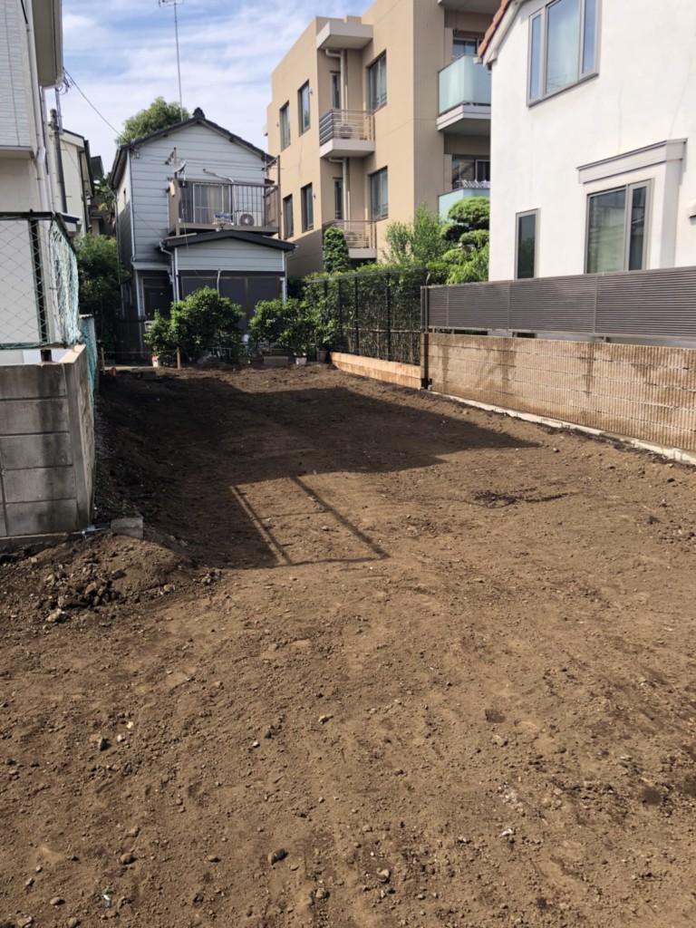 東京都世田谷区北烏山木造3棟解体工事のイメージ画像