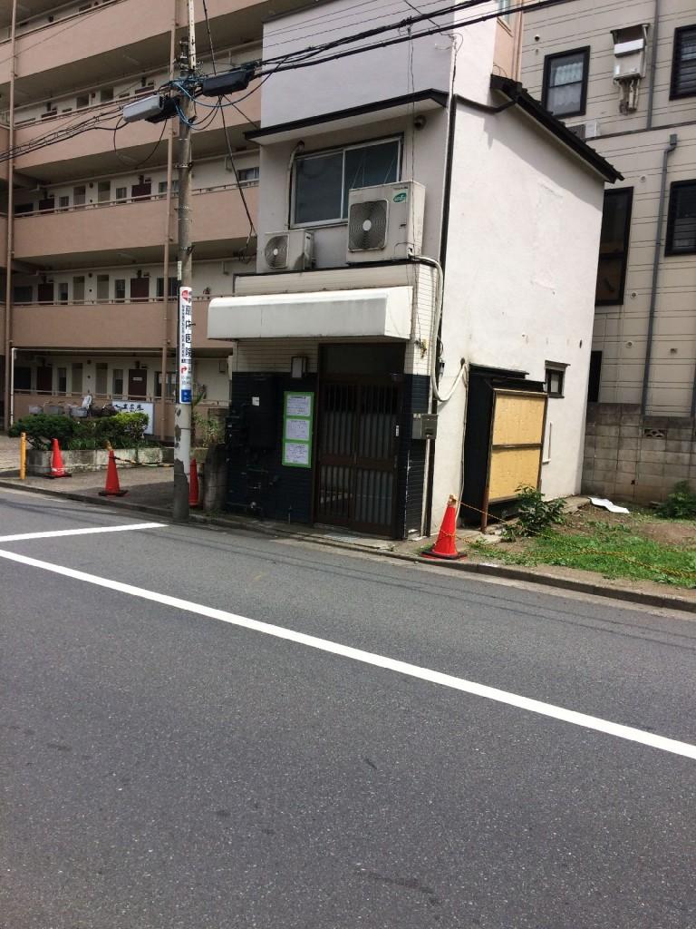 東京都練馬区中村木造2階建解体工事です。
