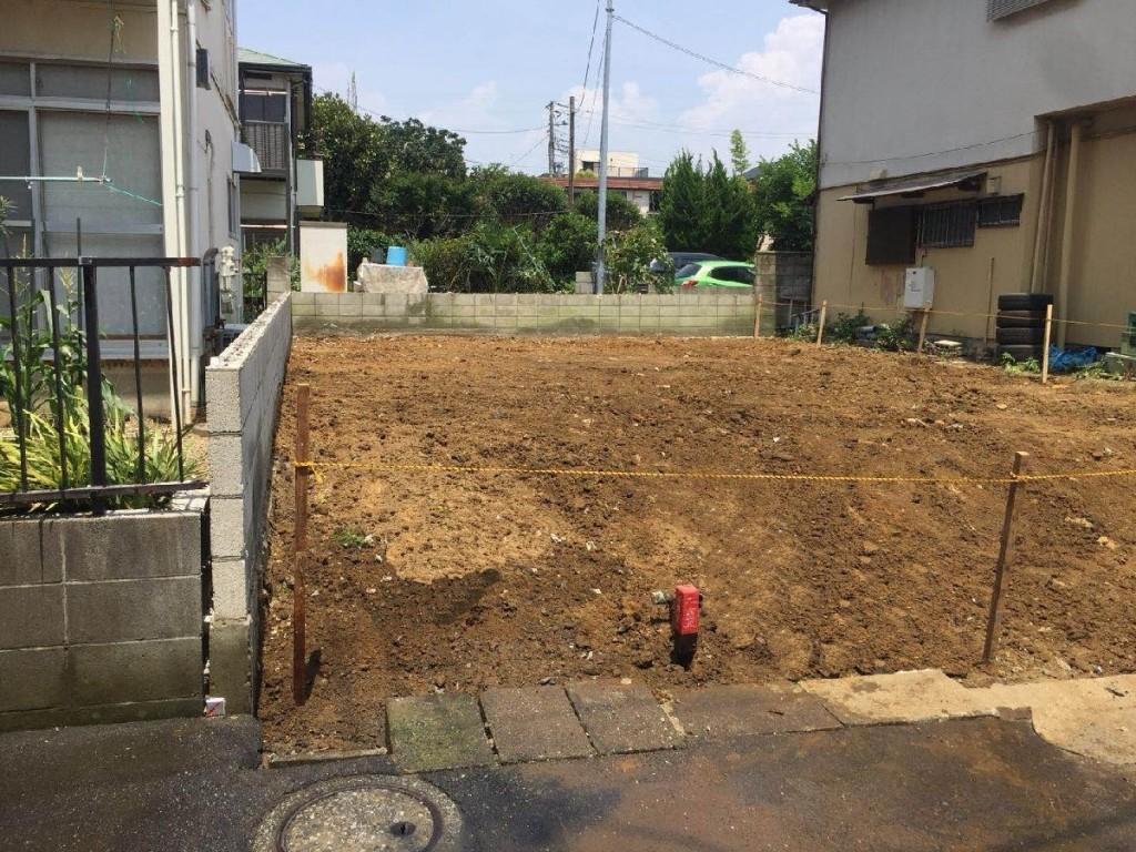 千葉県市川市新田木造2階建アパート解体工事のイメージ画像