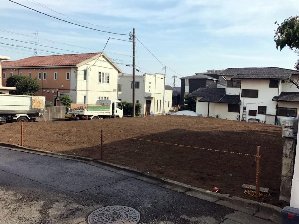 東京都世田谷区砧木造2階建解体工事のイメージ画像