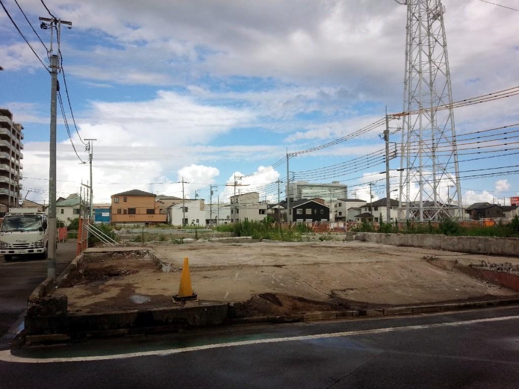 東京都足立区六町解体工事のイメージ画像