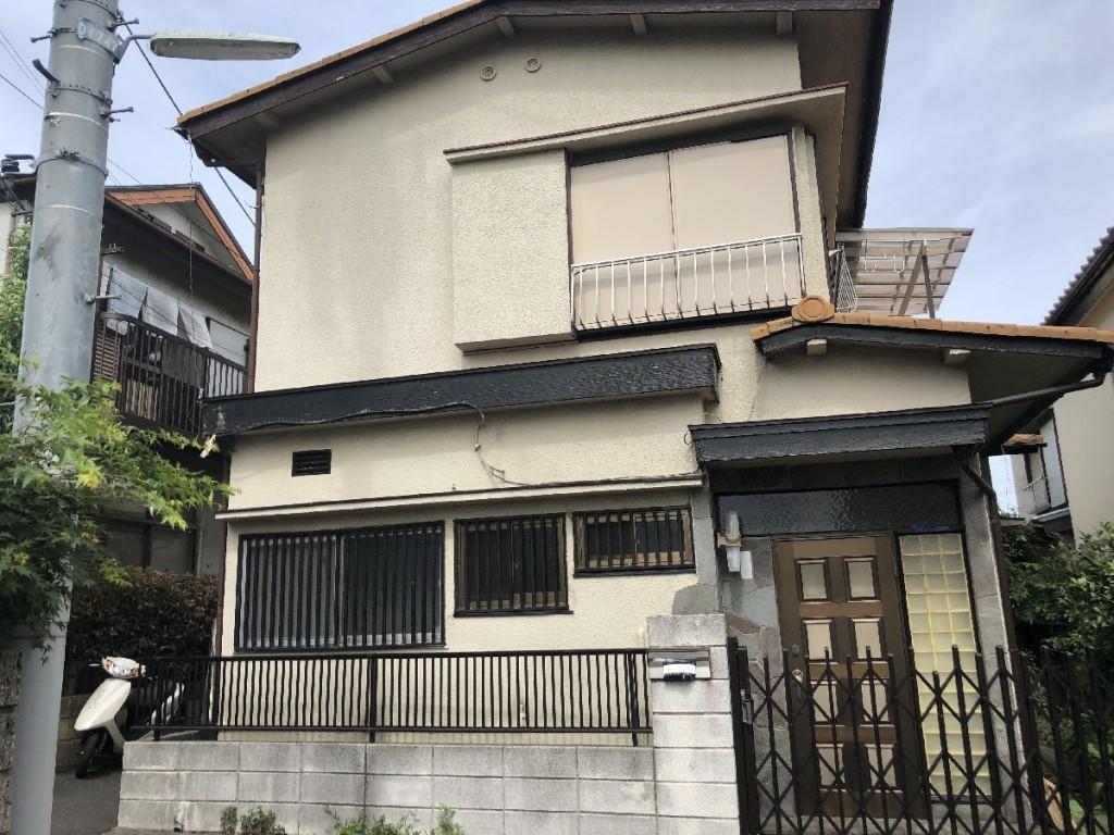東京都板橋区徳丸木造2階建解体工事