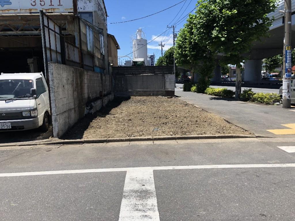 東京都江戸川区篠崎店舗家屋解体工事のイメージ画像