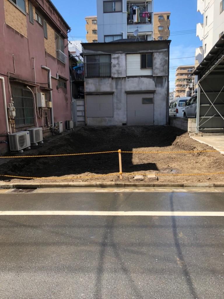東京都墨田区石原木造2階建解体工事のイメージ画像