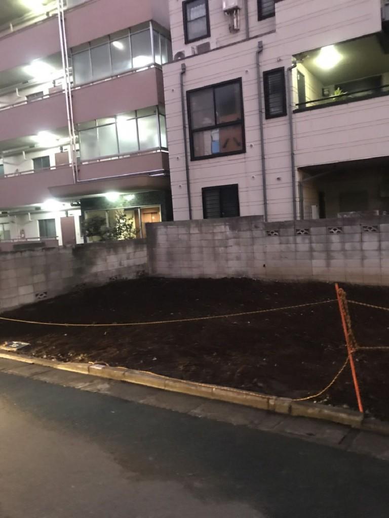 東京都練馬区中村木造2階建解体工事のイメージ画像