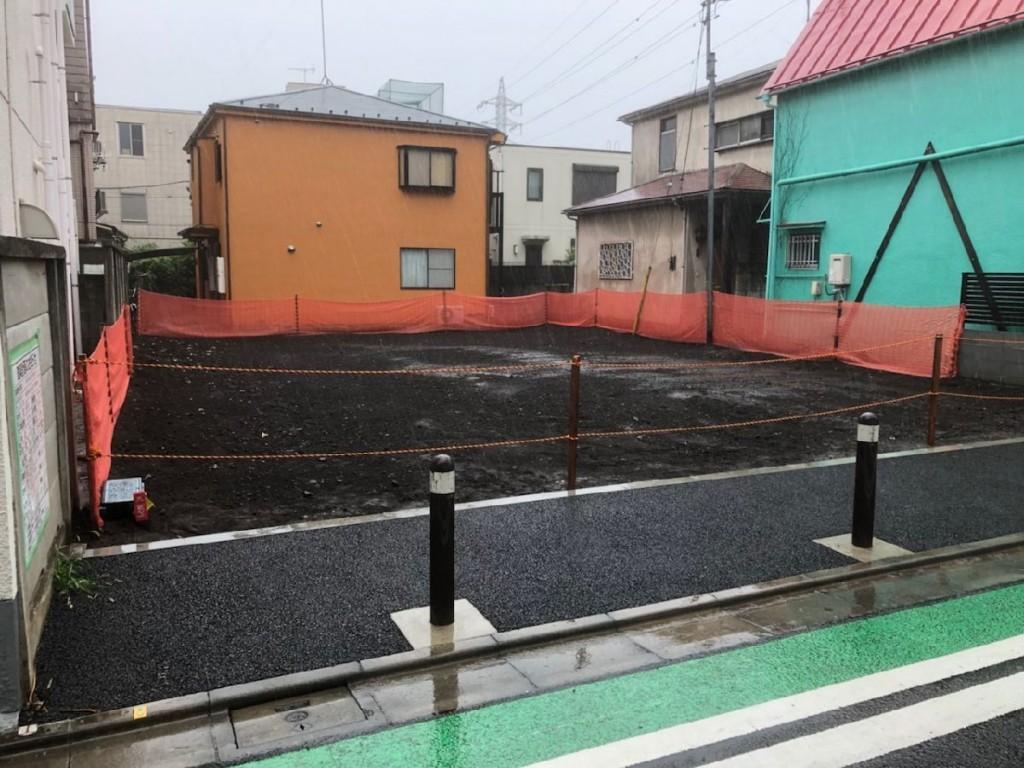 東京都世田谷区下馬木造2階建解体工事のイメージ画像