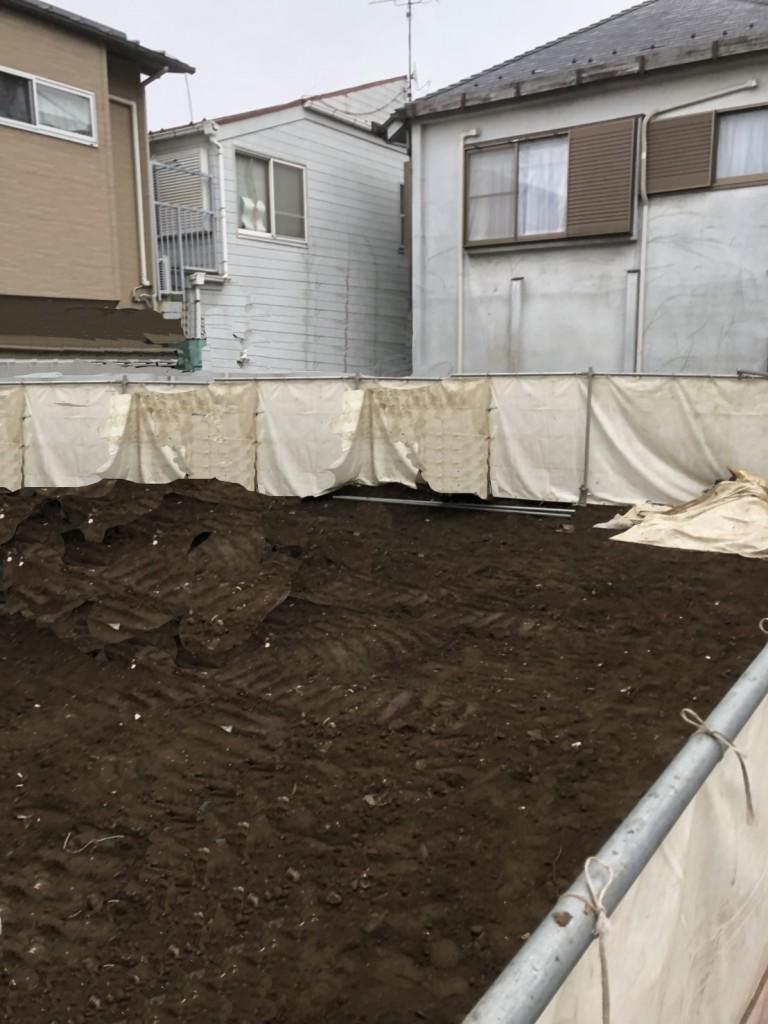 東京都大田区池上木造2階建解体工事のイメージ画像