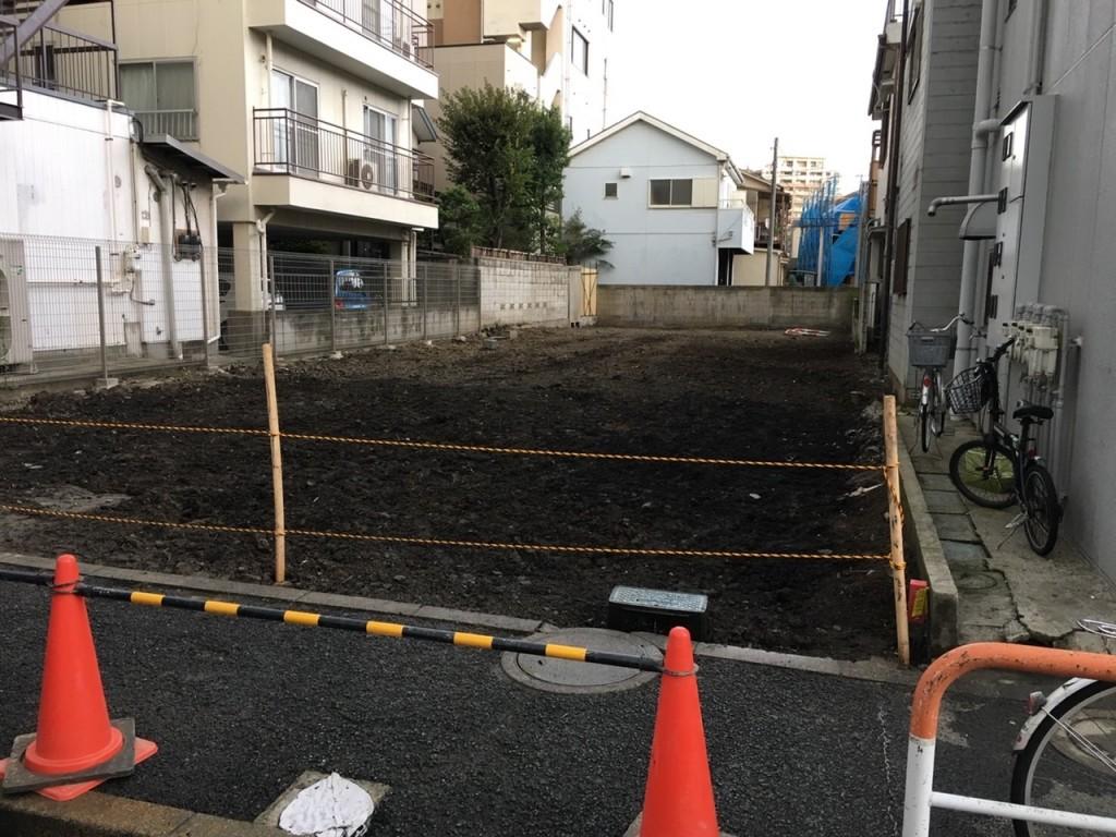 東京都足立区新田木造2階建解体工事のイメージ画像