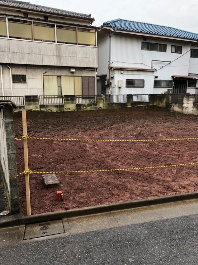 東京都足立区西新井木造2階建解体工事のイメージ画像