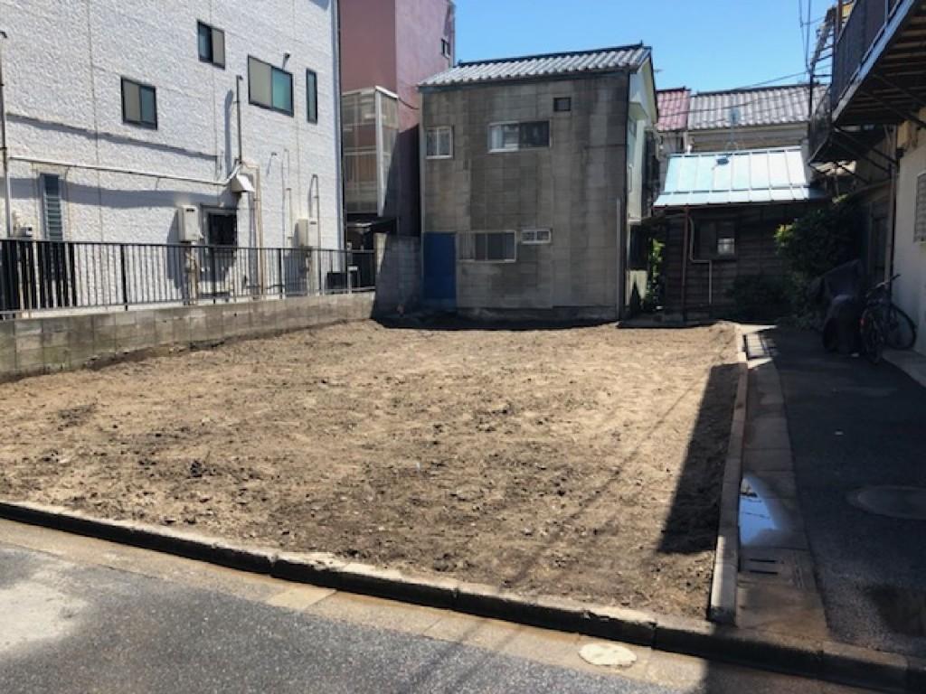 東京都墨田区墨田木造2階建解体工事のイメージ画像