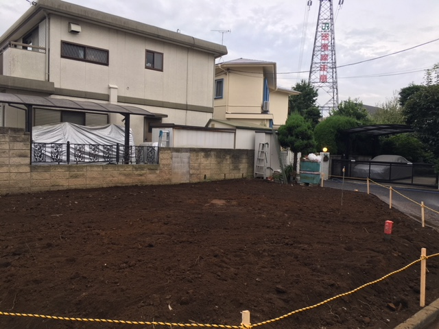 東京都練馬区大泉学園木造2階建解体工事のイメージ画像