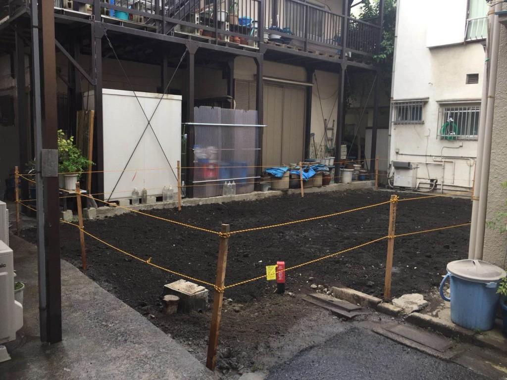 東京都江東大島木造2階建解体工事のイメージ画像