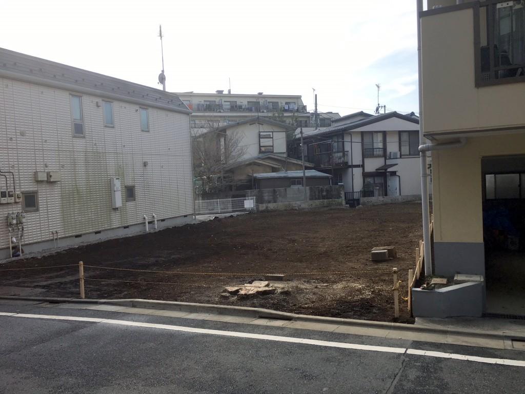 東京都中野区弥生町木造2階建解体工事のイメージ画像