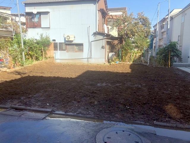 東京都大田区南馬込木造2階建解体工事のイメージ画像