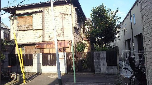 東京都大田区南馬込木造2階建解体工事