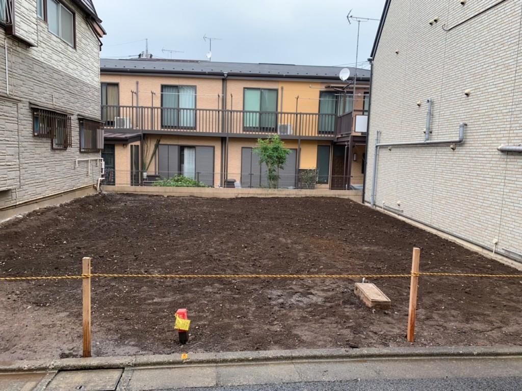 東京都世田谷区太子堂木造2階建解体工事のイメージ画像