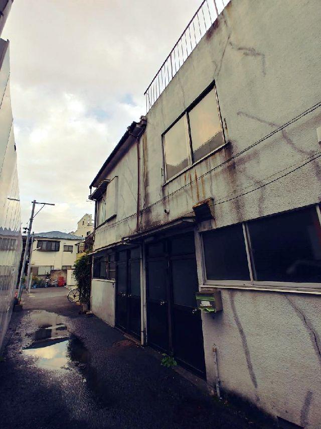 東京都台東区根岸木造2階建解体工事
