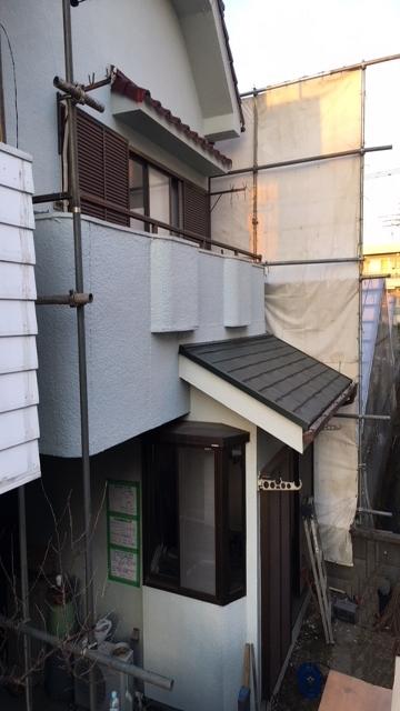東京都江戸川区篠崎町木造2階建解体工事