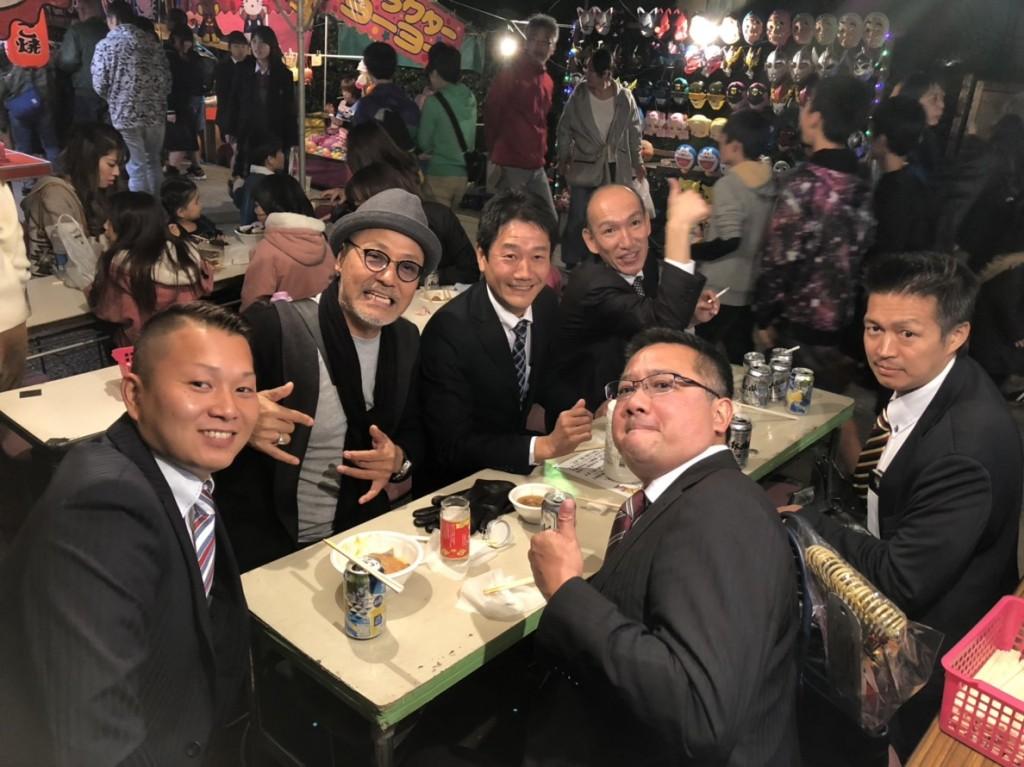 大鷲神社へお参りにいってきました!!