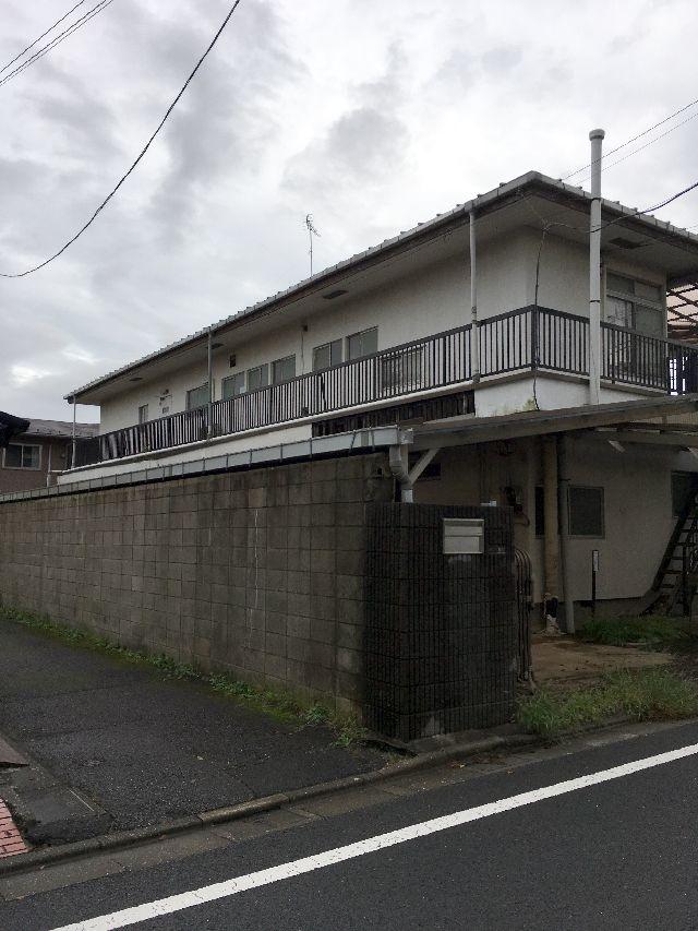 東京都練馬区大泉学園木造2階建2棟解体工事