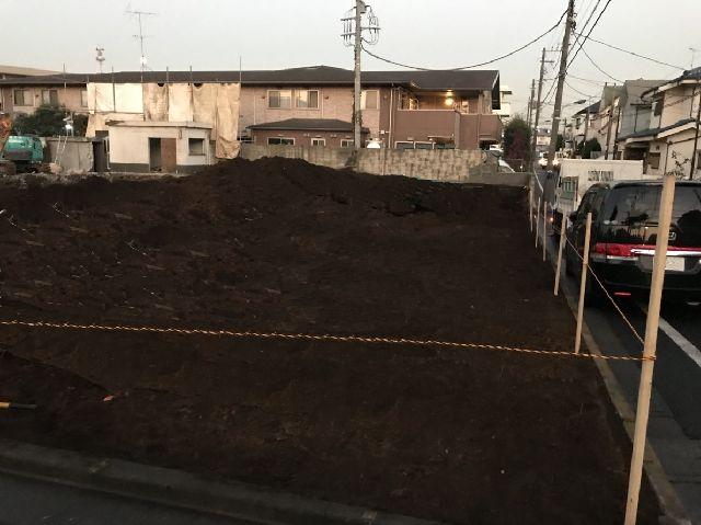 東京都練馬区大泉学園木造2階建2棟解体工事のイメージ画像