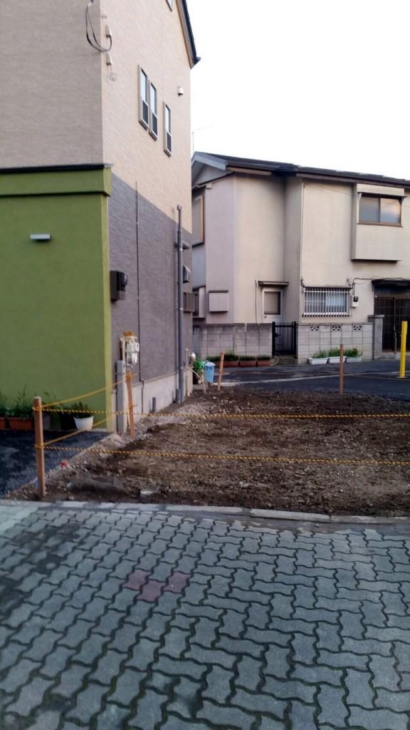 東京都葛飾区四つ木鉄骨3階建解体工事のイメージ画像