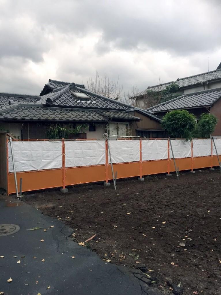 東京都文京区本駒込木造平屋建解体工事のイメージ画像