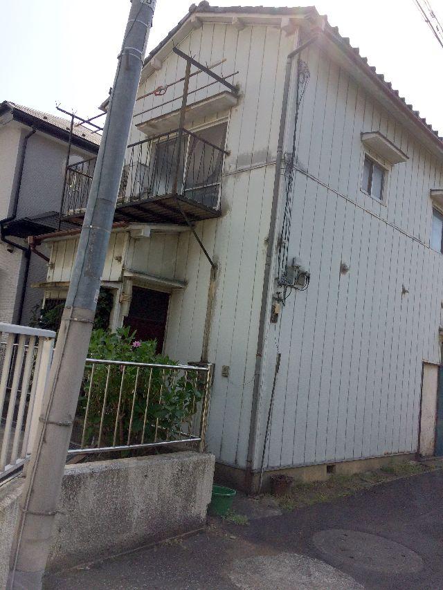 東京都足立区中央本町木造2階建解体工事