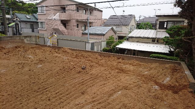 東京都世田谷区経堂鉄骨2階建解体工事のイメージ画像