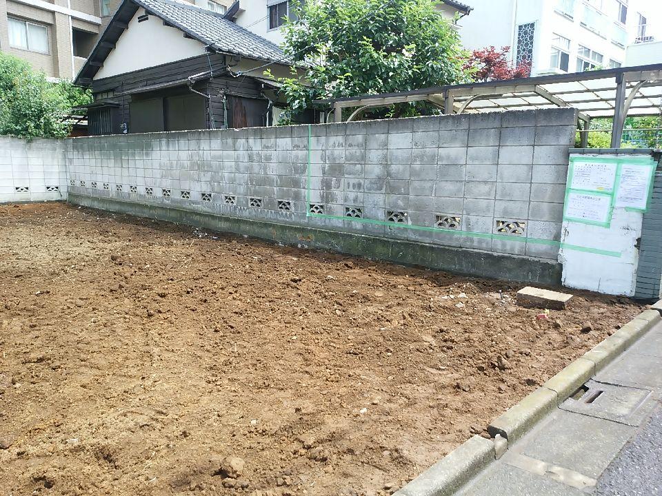 東京都世田谷区経堂木造2階建解体工事のイメージ画像
