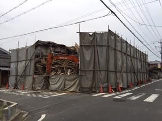大阪府 和泉市 解体工事 木造